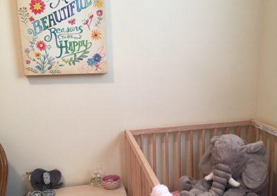 Baby Girl Nursery Accents